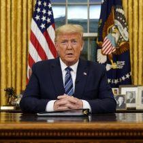 Donald Trump declara emergencia nacional en EE.UU. debido al coronavirus