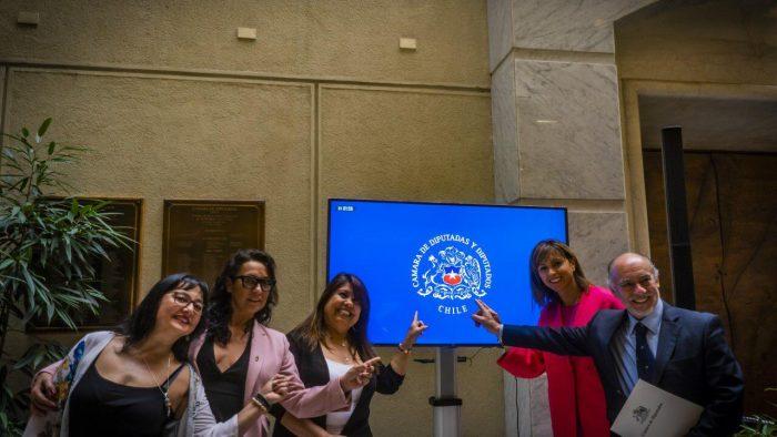 """""""Cámara de Diputados y Diputadas"""": Tras dos años por fin se concretó la moción que agrega la expresión femenina al nombre de la cámara baja como un """"gesto de justicia"""""""