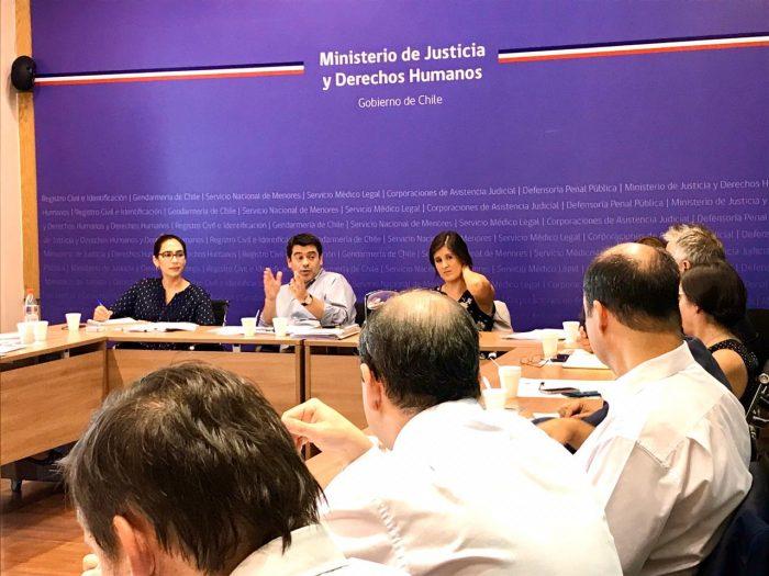 Justicia en tiempos del coronavirus: audiencias serán vía videconferencias y priorizarán casos con detenidos o delitos graves