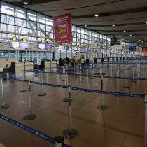 MOP informa que aeropuertos están funcionando normalmente: número de vuelos está a un 10 por ciento