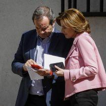 """Cubillos repite el libreto de Allamand para demonizar la Nueva Constitución: """"El Apruebo es un voto a ciegas"""""""