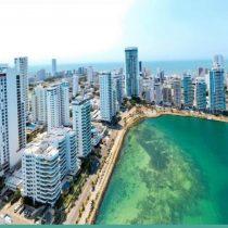Suspensión de actividad marina producto del coronavirus limpió las aguas de la Bahía de Cartagena en Colombia