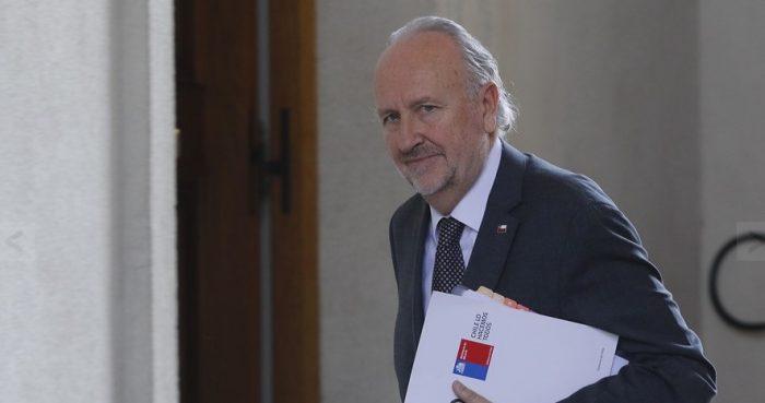 Ministro Prokurica por cierre de fundición de Chuquicamata: