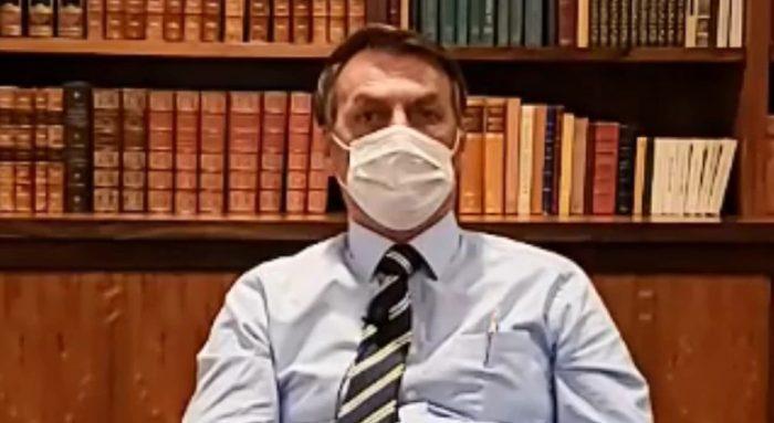 Jair Bolsonaro da positivo para coronavirus