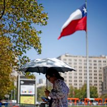 Meteorología emite alerta por altas temperaturas para siete regiones del país