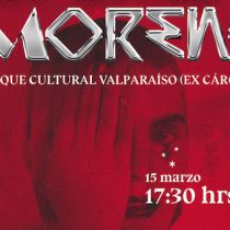 Concierto de Camila Moreno en Parque Cultural de la Ex Cárcel, Valparaíso