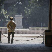 Coronavirus en La Moneda: Carabinera de la guardia de Palacio da positivo para Covid-19