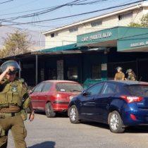Reportan incendio al interior de cárcel de Puente Alto: familiares aseguran que hay reclusos contagiados con coronavirus