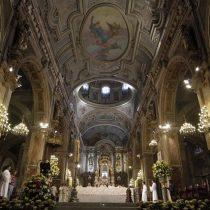 Arzobispado de Santiago informa medidas para celebrar Semana Santa en medio de crisis por el Covid-19
