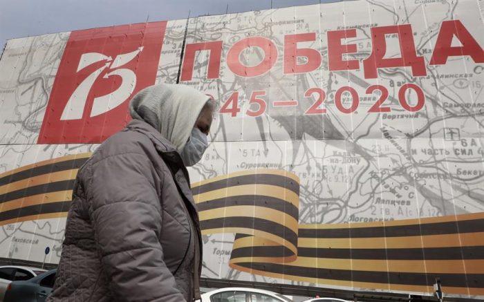 Rusia castigará con 3 años de prisión a las personas que difundan