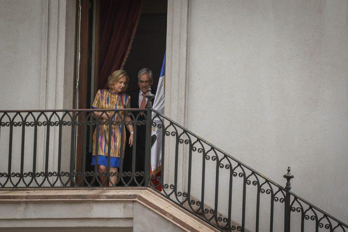 Cecilia Morel sale en defensa de Piñera: