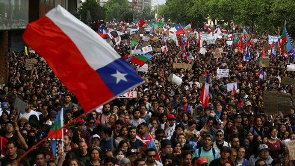 El miedo al futuro en Chile
