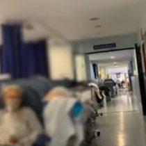 Internados en los pasillos: hospital de Madrid colapsó por atención a enfermos de Covid-19