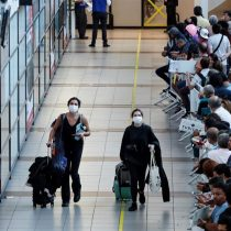 Hombre con coronavirus viajó de Santiago a Temuco sin saber que estaba contagiado