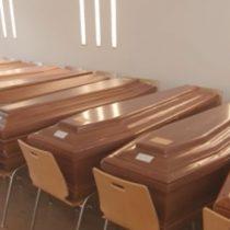 Crematorio italiano se encuentra agolpado tras masivas muertes por el coronavirus