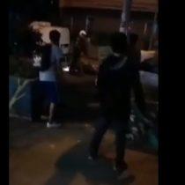 Joven recibió disparo de carabinero que usó su arma de servicio en medio de manifestaciones en Concepción