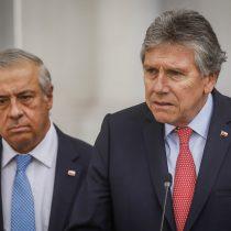 """Estado de catástrofe: ministro Espina aclara que """"la decisión de la cuarentena la toma la autoridad sanitaria, no las FF.AA"""""""