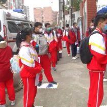 Coronavirus en China va a la baja y ya comienza a reabrir sus escuelas