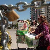 Se registra alta afluencia en supermercados de comunas en cuarentena