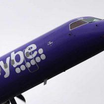 Aerolínea británica Flybe colapsa tras fracaso de rescate y amenaza del coronavirus