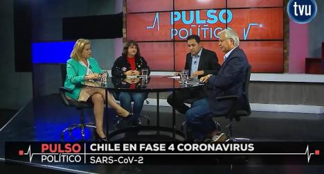 Fase 4 del coronavirus en Chile y el complejo panorama político-social a dos años de gobierno del Presidente Piñera