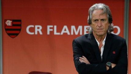 Sigue golpeando al fútbol: Entrenador del Flamengo dio positivo en examen de coronavirus