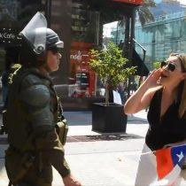 Redes sociales se lanzan contra mujer que gritó