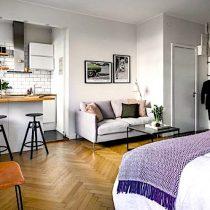 Departamentos pequeños: Studios y 1D + 1B los más rentables para invertir en propiedades