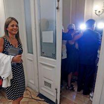 """Van Rysselberghe y Desbordes no se dan tregua: presidenta UDI replica al timonel RN tras ser  acusada de """"faltar a verdad"""""""