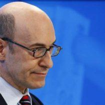 Kenneth Rogoff, execonomista jefe del FMI prevé un escenario