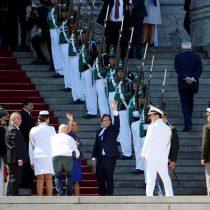 Lacalle Pou asume como presidente de Uruguay