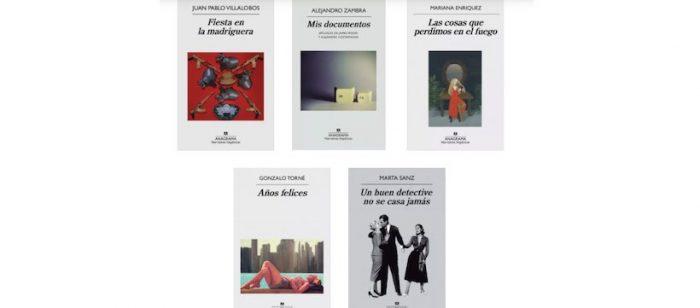 #YoMeQuedoEnCasaLeyendo: Libros liberados para descarga gratuitas de Editorial Anagrama