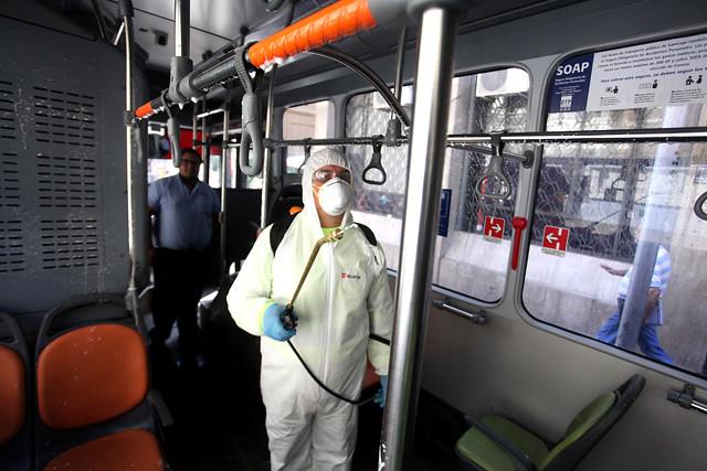 Gobierno decretó estado de catástrofe para enfrentar brote de coronavirus