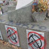 INDH Los Ríos condena ataque a Memorial de Víctimas de Dictadura ocurrido en el Cementerio General de Valdivia