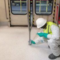 Metro de Santiago se prepara ante expansión del coronavirus tras anuncio de fase 3