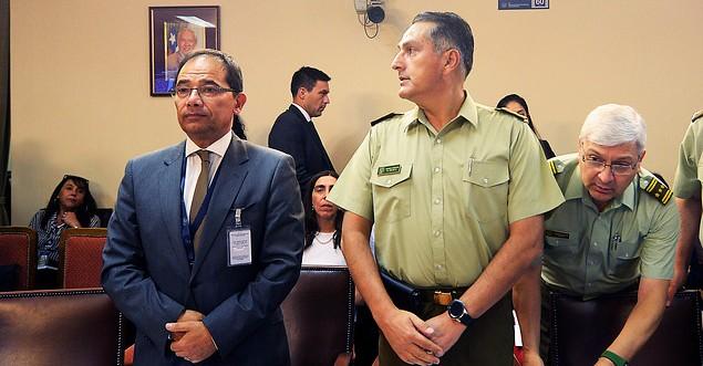 """Micco emplaza al general Rozas: """"Un carabinero involucrado en violaciones a los DDHH no debe seguir cumpliendo funciones operativas en la calle"""""""