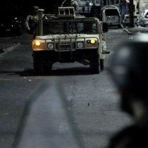 Militares realizan rondas preventivas en Talca tras declaración de Estado de Catástrofe