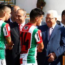 """Presidente de Palestino y continuidad del torneo en medio de pandemia del coronavirus: """"Vamos a bailar al ritmo de las platas del CDF"""""""