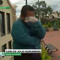 Periodista ecuatoriano se quiebra en vivo al entregar información sobre el coronavirus