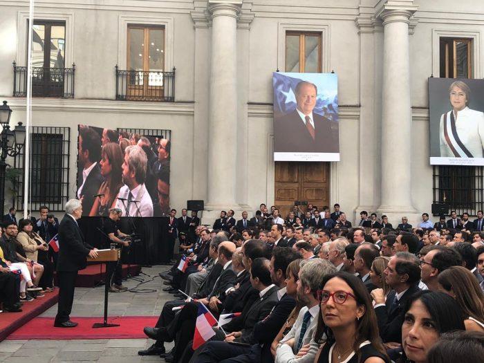 Nada que celebrar: apelando a la imagen de Aylwin y sin grandes anuncios, Piñera cumple dos amargos años en La Moneda