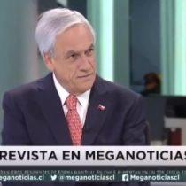 Presidente visionario: polémica causó las declaraciones de Sebastián Piñera donde afirmó que sabían que se iban a quemar las estaciones del Metro