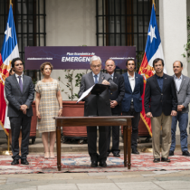 Presidente Piñera anuncia plan económico para enfrentar efectos de pandemia: 11.750 millones de dólares y utilizará facultad del 2% constitucional