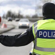 Alemania cerrará este lunes las fronteras con Francia, Austria y Suiza