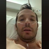 """""""De la clínica sales muerto o caminando"""": joven chileno con coronavirus cuenta su experiencia con la enfermedad"""
