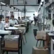 Sastrería Militar argentina interrumpe sus labores cotidianas y elabora productos ante la emergencia del coronavirus