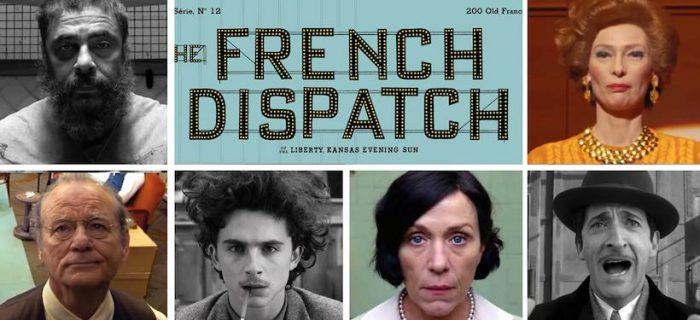 """Wes Anderson pidió ver estas 5 películas al equipo que rodó su nuevo filme """"The French Dispatch"""""""