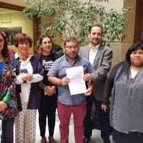 Diputado Núñez (PC) promueve derogación de Ley Antibarricadas