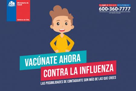 Restraso del Minsal obliga a postergar vacunación de menores para priorizar a efectivos de FF.AA. y Carabineros