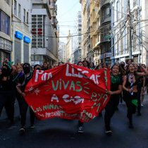 Huelga Feminista: mujeres a lo largo de Chile salen a las calles en el 9M
