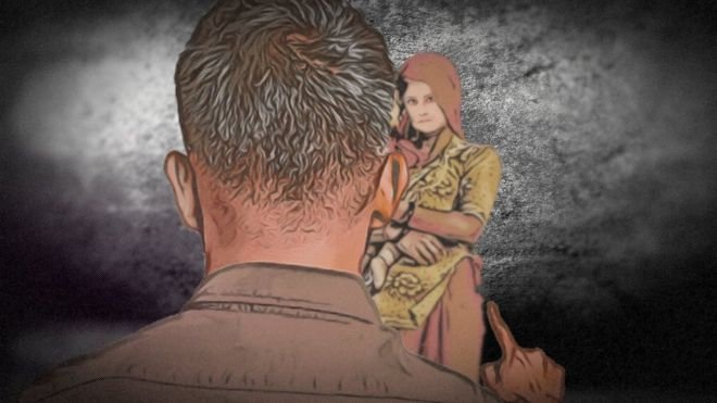 """""""En cuarentena con mi abusador"""": el drama de una joven que tuvo que regresar a vivir con su padre que abusó de ella desde niña"""
